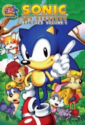Sonic the Hedgehog Archives 1 (Sonic the Hedgehog Archives)