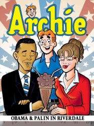 Archie 14 : Obama & Palin in Riverdale (Archie and Friends All-stars)