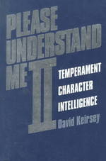 Please Understand Me II : Temperament Character Intelligence