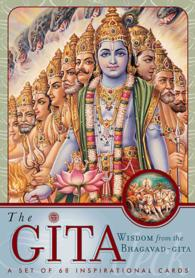 The Gita Deck : Wisdom from the Bhagavad Gita (CRDS)