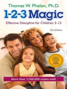 1-2-3 Magic : Effective Discipline for Children 2-12 (5TH)