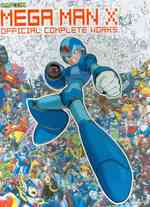 Mega Man X : Official Complete Works (Mega Man X)