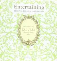 Laduree Entertaining : Recipes, Ideas & Inspiration -- Hardback