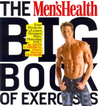 Men's Health Big Book of Exercises -- Paperback