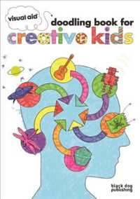 Visual Aid Doodling Book for Creative Kids (ACT CLR CS)