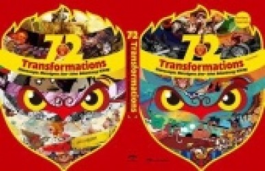 72 Transformations : Concept Designs for the Monkey King -- Paperback