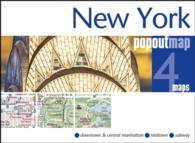 New York Popout Map (Popout Maps) (FOL LAM MA)