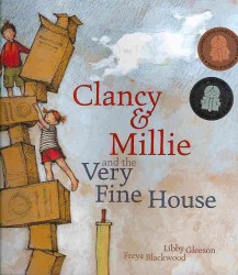 Clancy and Millie and the Very Fine House (Reprint)