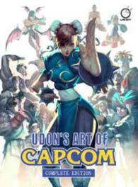 Udon's Art of Capcom : Complete Edition