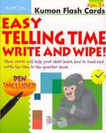 Easy Telling Time : Write and Wipe! (FLC CRDS)
