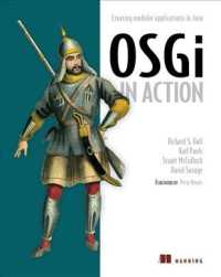 OSGi in Action : Creating Modular Applications in Java