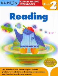 Reading : Grade 2 (Kumon Reading Workbook)