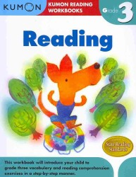 Reading : Grade 3 (Kumon Reading Workbook)