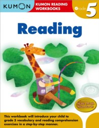 Reading Grade 5 (Kumon Reading Workbooks) (Workbook)