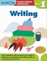 Writing : Grade 1 (Kumon Writing Workbooks) (ACT CSM WK)