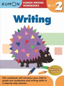 Writing : Grade 2 (Kumon Writing Workbooks)