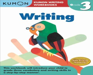 Writing, Grade 3 (Kumon Writing Workbooks) (Workbook)