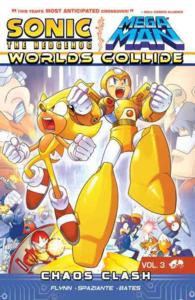 Sonic / Mega Man Worlds Collide 3 : Chaos Clash (Sonic/mega Man Worlds Collide)