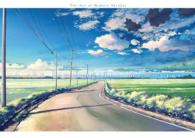 A Sky Longing for Memories : The Art of Makoto Shinkai (TRA)