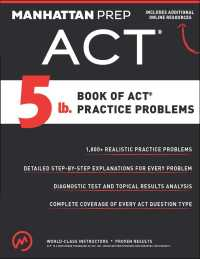5 Lb. Book of ACT Practice Problems (PAP/PSC)