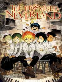 The Promised Neverland 7 : Shonen Jump Manga Edition (Promised Neverland) (TRA)