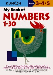 My First Book of Numbers 1-30