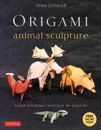 Origami Animal Sculpture Paper Folding Inspired by Nature-Includes Instructional