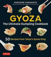 Gyoza:The Ultimate Dumpling Cookbook