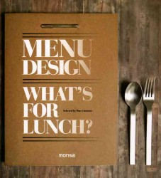 Menu Design : What's for Lunch? (Bilingual)