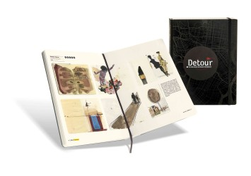 The Detour Book : The Moleskine Notebook Experience (NTB)