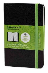Moleskine Evernote Smart Notebook Ruled / Carnet Ligne Smart Pour Evernote (NTB)