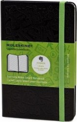 Moleskine Evernote Squared Smart Notebook (NTB)