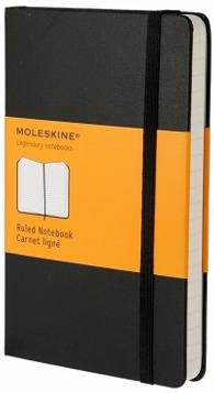 Moleskine Ruled Notebook Large (NTB)