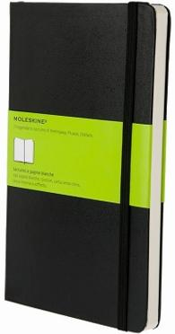 Moleskine Plain Notebook Large (NTB)