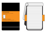 Moleskine Ruled Reporter Notebook (NTB)