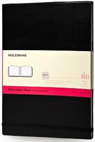 Moleskine Watercolor Notebook Large (NTB)