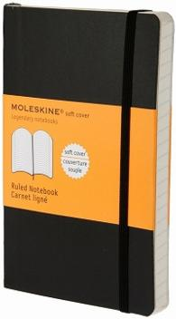 Moleskine Ruled Notebook (NTB)