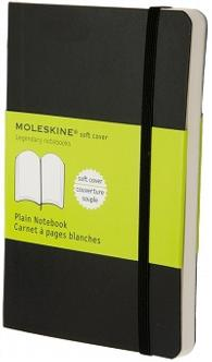 Moleskine Plain Notebook