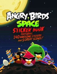Angry Birds Space Sticker Book (CSM STK)