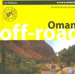 Oman Off-road Explorer -- Hardback