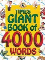 Times Giant Book 4000 Words NC