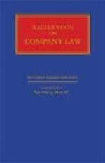 Walter Woon On Company Law (Revised 3rd Student Edition)