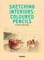 Sketching Interiors: Coloured Pencils