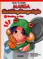 How To Draw Manga Sketching Manga-Style