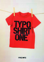 Typoshirt One