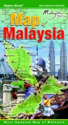 MAP OF MALAYSIA