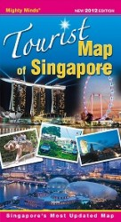 Tourist Map Of Singapore (Folded)