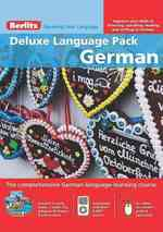 Berlitz Deluxe Language Pack German (1 PCK PAP/)