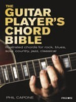 GUITAR PLAYER'S CHORD BIBLE