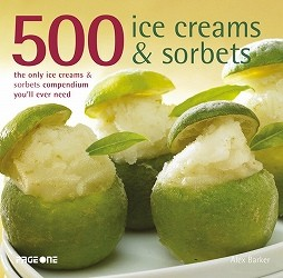 500 Ice Cream Sorbert And Gelati